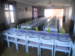 Bröllopsfest Stora salen